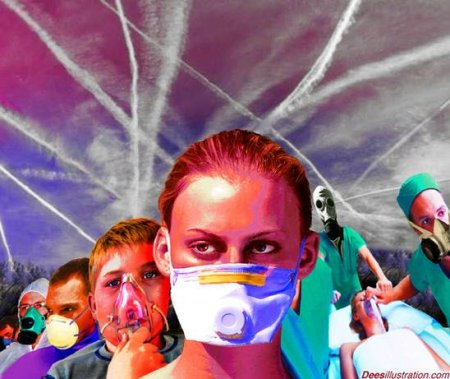 Morgellons, Genetically Modified Plants and Chemtrails