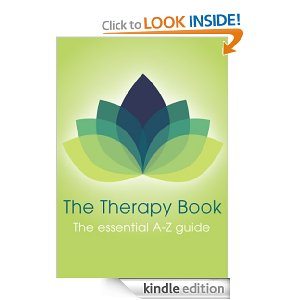 Click to buy The Therapy Book on Amazon Kindle