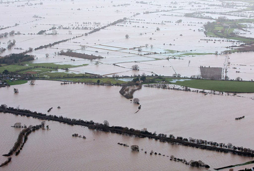 Floods on the Levels