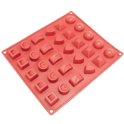 Freshware 30 Cavity Silicone Mould