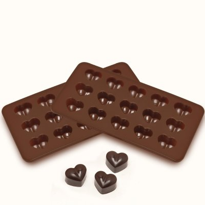 Sorbus heart shaped silicon mould