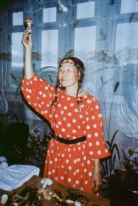 fly-agaric-Tatiana the Evensk shaman from Kamchatka