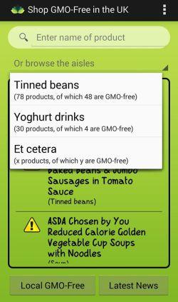 Local  GMO Free