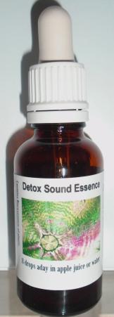 detox bottle