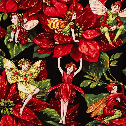 Michael-Miller-Christmas-fabric-Holiday-Fairies-167853-1