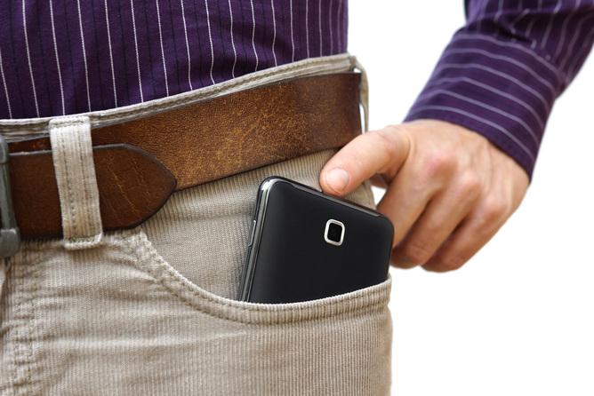 Գրպանում բջջային հեռախոս կրելը` տղամարդկանց անպտղության պատճառ