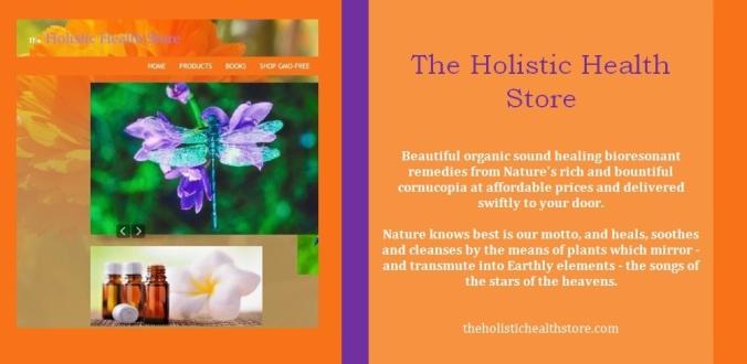 Holistic Store twitter 1
