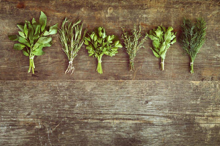 Herbs-On-Wood