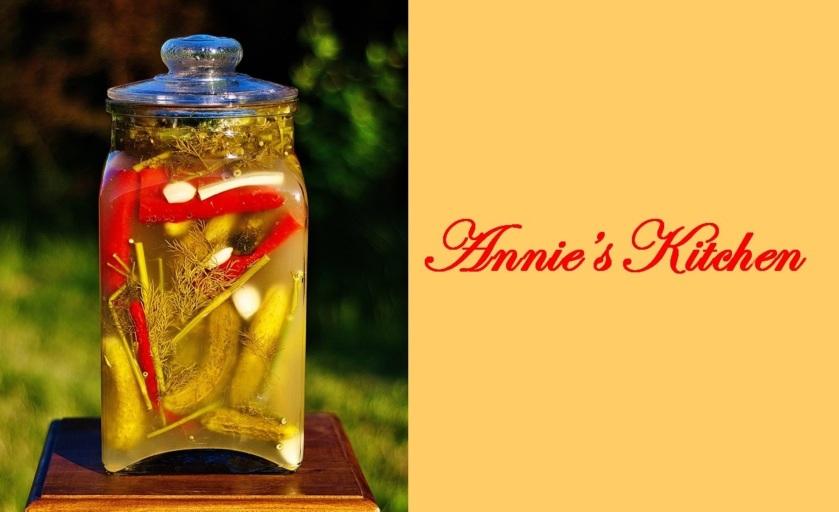 Annie's Kitchen centred